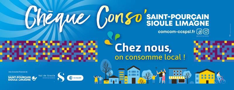"""Le """" Chèque Conso"""""""