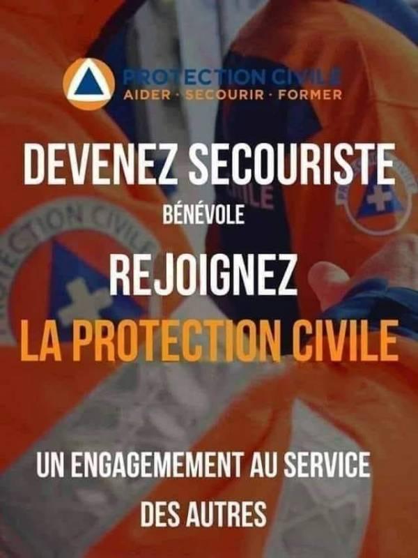 La Protection Civile Recherche