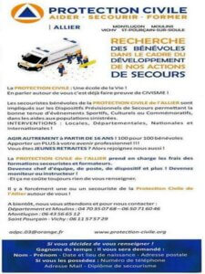 15 Protection civile